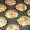 Fruit and Cream Muffins Recipe