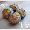 Mango Maple Muffins