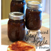 Spiced Apple & Pear Butter