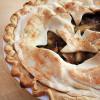Apple and Gooseberry Pie