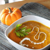 Secret Recipe Club: Curried Butternut Squash and Pumpkin Soup