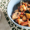 Pork and Beer Skillet Stew & a Le Creuset Giveaway