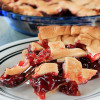 Giveaway: King Arthur Flour & National Cherry Pie Day