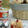 Cranberry Orange Yogurt Muffins