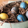 Homemade Easter Egg Dyes & a Le Creuset Giveaway