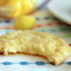 Lemon Drop Cookies for Ashton's Housewarming