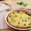 A Surprise for Megan: Chile and Sausage Oven Frittata