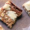 Chewy Caramel Shortbread Bars
