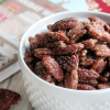 Spicy Sugared Pecans