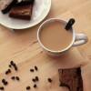 Dark Chocolate Coffee Brownies