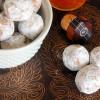Maple Bourbon Balls for Stephie