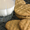 Maple Peanut Butter Cookies