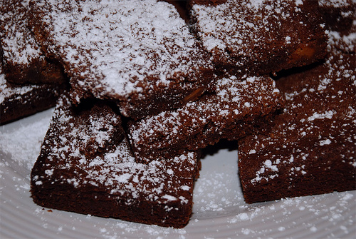 Post image for Butterscotch Brownies