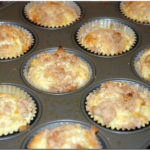 Fruit and Cream Muffins Recipe