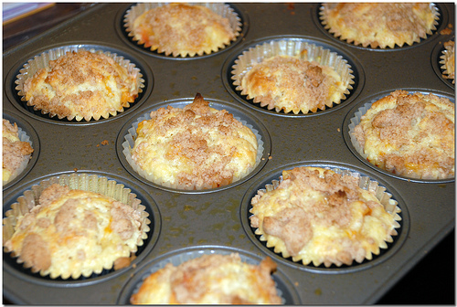 Post image for Fruit and Cream Muffins Recipe