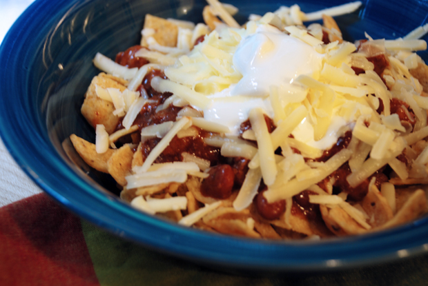 Post image for Frito Pie & Friday Night Lights