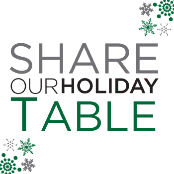 Share Our Holiday Table