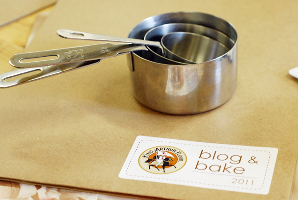 Post image for Blog and Bake – Visiting King Arthur Flour