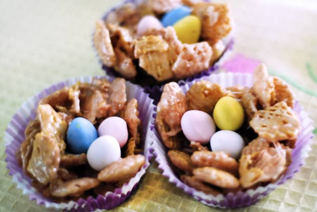 Post image for Mini Egg Nests