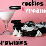 Guest Post – Cookies and Cream Brownies
