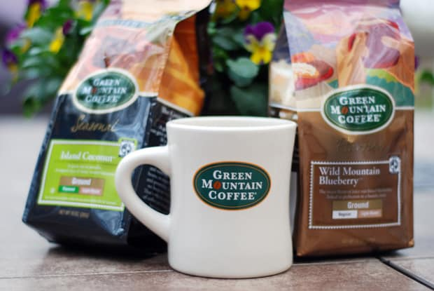 Post image for Green Mountain Coffee Giveaway