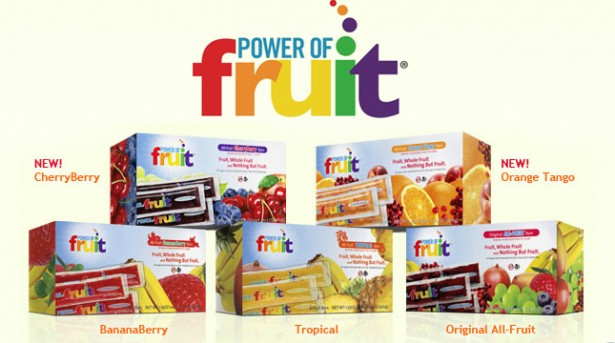 Post image for Power of Fruit – Review & Giveaway