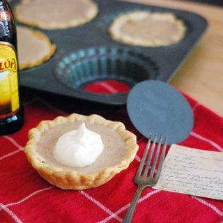 Kahlua Pie makes the world go 'round. It's true. It's not love, it's kahlua pie.