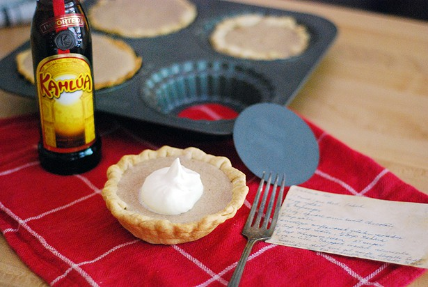Post image for Nanny's Kahlua Pie