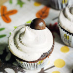 Secret Recipe Club – Malt Chocolate Cupcakes