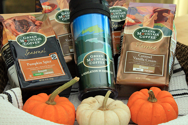 Post image for Giveaway: Green Mountain Pumpkin Spice Coffee