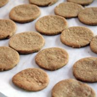 Homemade Biscoff Cookies