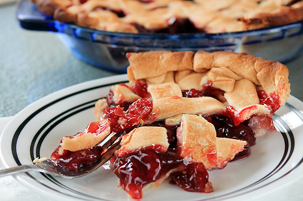 Post image for Giveaway: King Arthur Flour & National Cherry Pie Day
