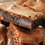 Ghirardelli Stuffed Brownies