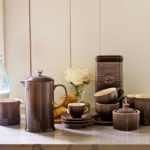 Giveaway: Le Creuset Cafe Collection in Truffle