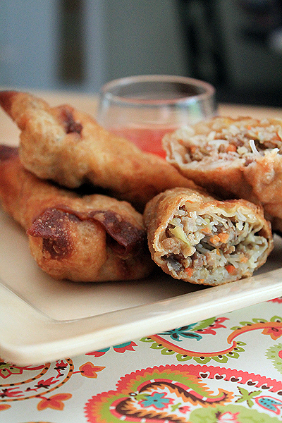 Post image for Mama's Egg Rolls