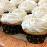 Key Lime Cupcakes with Lime Cream Cheese Frosting
