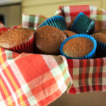 Secret Recipe Club: Peppery Gingerbread Muffins