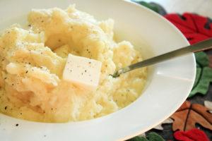 The Best Garlic Mashed Potatoes