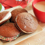 Fair Trade Gingerbread Whoopie Pies & Giveaway