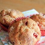 Strawberry Clementine Muffins