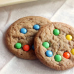 Brown Sugar Cookies for Back to School