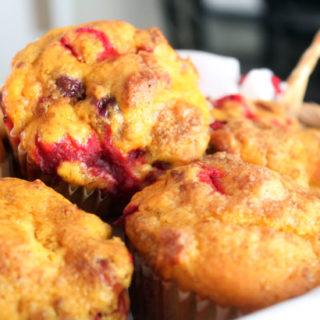 Butternut Squash Muffins Photo