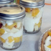 Jungle Shortcake in a Jar