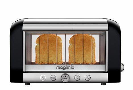Magimix Vision Toaster in Black