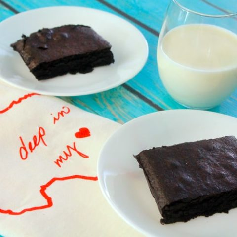 Brownies for Two