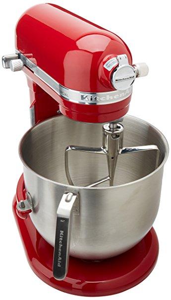 8-Quart Kitchen Aid Mixer